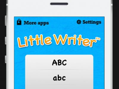 Little Writer – The Tracing App for Kids - Screenshot