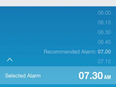 Recharge – Move Well, Sleep Well, Be Well - Screenshot
