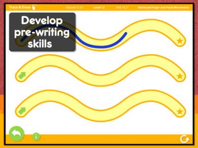 Dexteria Jr. – Fine Motor Skill Development for Toddlers & Preschoolers - Screenshot