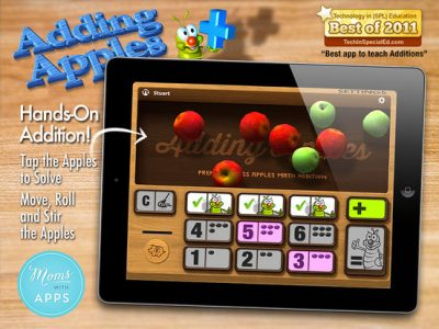 Adding Apples HD - Screenshot