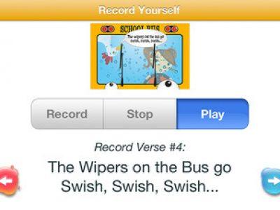 Wheels on the Bus - Screenshot