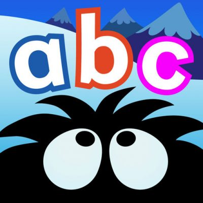 Hairy Letters - Autism Apps