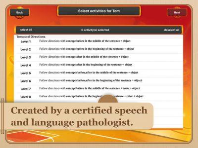 Auditory Workout - Screenshot