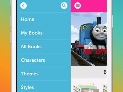 Me Books - Screenshot