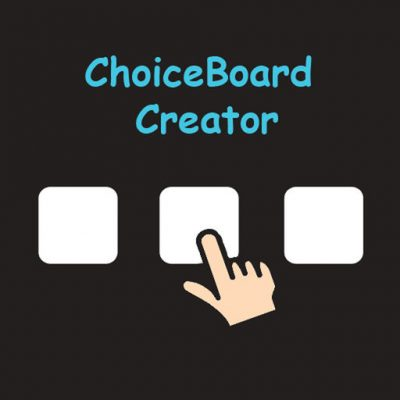ChoiceBoard-Creator - Autism Related Apps