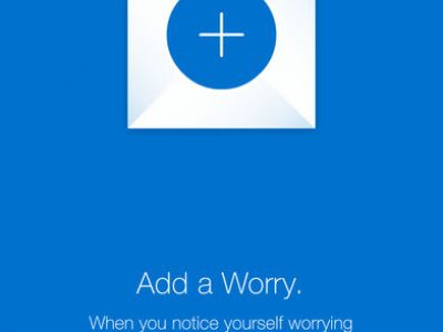 ReachOut WorryTime - Screenshot