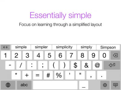 Keedogo Plus – Keyboard for education - Screenshot