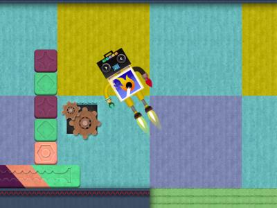 Toca Robot Lab - Screenshot
