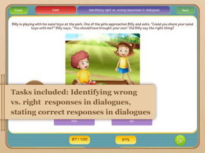 Social Skills With Billy - Screenshot