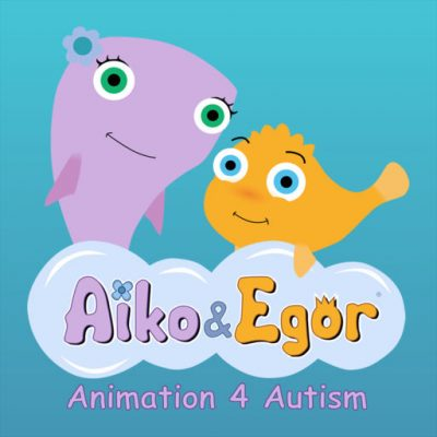 Aiko & Egor: Animation 4 Autism - Autism Related Apps