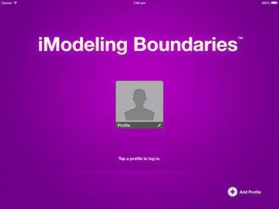 iModeling Boundaries - Screenshot