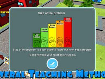 The Zones of Regulation - Screenshot