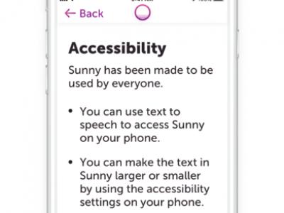 Sunny - Screenshot