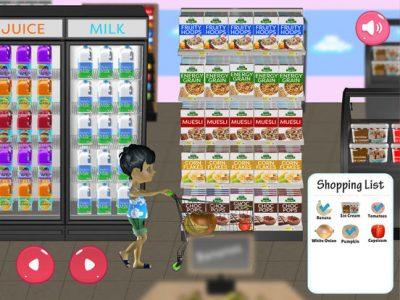 Let's Go Shopping! - Screenshot