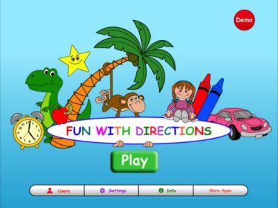 Fun With Directions HD - Screenshot