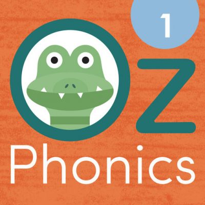 Oz Phonics 1 – Phonemic Awareness and Letter Sounds
