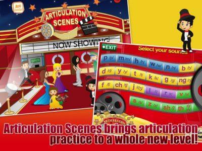 Articulation Scenes - Screenshot