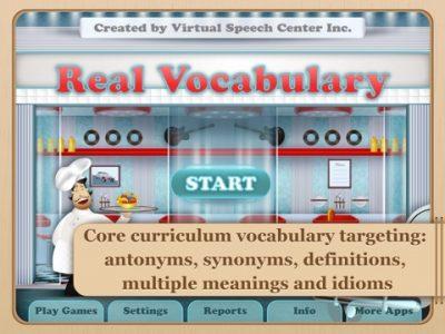 Real Vocabulary Pro - Screenshot