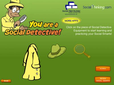 Social Detective - Screenshot
