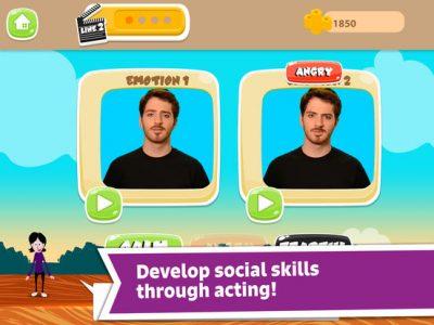 Big Break: Act & Sing Game - Screenshot
