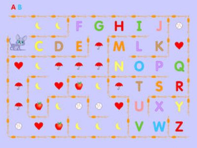Starfall ABCs - Screenshot
