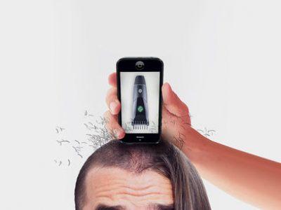 Hair Trimmer Prank! - Screenshot