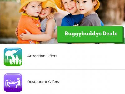 Buggybuddys - Screenshot