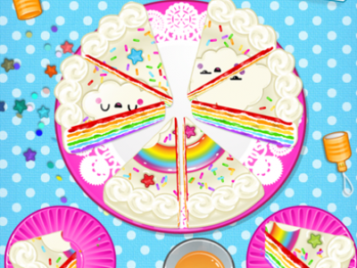 Toca Birthday Party - Screenshot