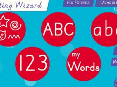 Writing Wizard for Kids - Screenshot
